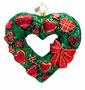 Christopher Radko Country Warm Heart Ornament