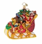 Christopher Radko Dashing Through the Snow Ornament