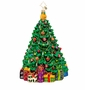 Christopher Radko Dazzling Tanenbaum Ornament