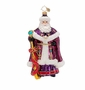 Christopher Radko Ded Moroz Ornament