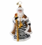 Christopher Radko Designer Claus Ornament