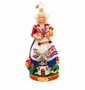 Christopher Radko Dutch Greetings Ornament