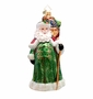 Christopher Radko Emerald Tidings Ornament