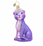 Christopher Radko Fancy Feline Ornament