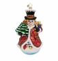 Christopher Radko Fancy Frosty Ornament
