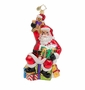 Christopher Radko Favorite Treat Ornament