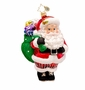 Christopher Radko Frank Galore Ornament