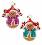 Christopher Radko Fred and Ginger Ornament