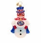 Christopher Radko Frosty Hero Ornament
