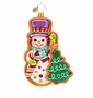Christopher Radko Frosty Sweet Treat Ornament