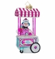 Christopher Radko Gelato for All Snowman Selling Ice Cream Ornament