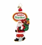 Christopher Radko Gift Stop Ornament