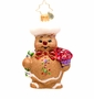 Christopher Radko Ginger Baker Gem Ornament