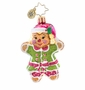 Christopher Radko Ginger Jill Gem Ornament