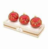 Christopher Radko Glass Ball Ornaments & Boxed Sets