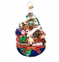 Christopher Radko Global Sleighride Ornament