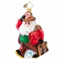 Christopher Radko Going on Holiday Ornament