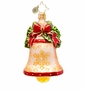 Christopher Radko Golden Melodies Gem Ornament
