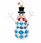 Christopher Radko Harlequin Harry Ornament