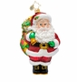 Christopher Radko Harlequin Lynn Ornament
