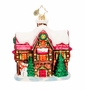 Christopher Radko Hillside Hideaway Ornament