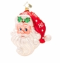 Christopher Radko Ho Ho Claus Ornament