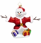 Christopher Radko Holiday Huggar Ornament