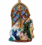 Christopher Radko Holy Reflections Nativity Ornament