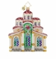 Christopher Radko Holy Sanctuary Church Ornament