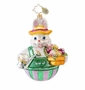 Christopher Radko Hoppy Holidays Ornament