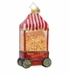 Christopher Radko Hot Pop Popcorn Machine Ornament