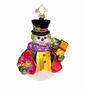 Christopher Radko Jolly Gentleman Ornament