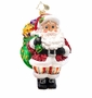 Christopher Radko Jolly Jeff Ornament
