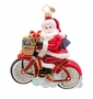 Christopher Radko Jolly Rider Ornament
