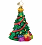 Christopher Radko Jolly Tree Trim Ornament