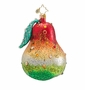Christopher Radko La Poire Ornament