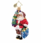 Christopher Radko Let's Go Shopping Gem Ornament
