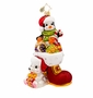 Christopher Radko Lovable Duo Ornament