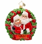 Christopher Radko Loving Couple Ornament