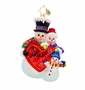 Christopher Radko Merry Christmas From the Frosts! Ornament