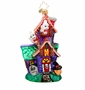 Christopher Radko Midnight Mansion Ornament
