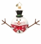 Christopher Radko Mister Snowball Ornament