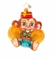 Christopher Radko Monkey Noise Ornament
