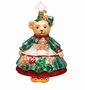 Christopher Radko Muffy Baking Ornament