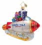 Christopher Radko North Pole Express Ornament
