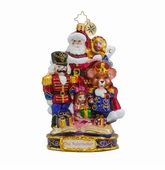 Christopher Radko Nutcracker Suite Ornament Collection