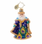 Christopher Radko Papa Plumage Gem Ornament
