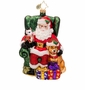 Christopher Radko Paws and Claus Ornament