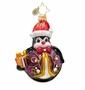 Christopher Radko Penny Go Round Ornament