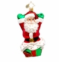 Christopher Radko Pop Up Noel Ornament